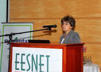 Ertseyné dr. Peregi Katalin, ISTA elnök