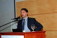 Marcel Bruins, az ISF főtitkára