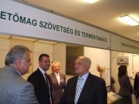 VSZT a Bábolnai Gazdanapokon - Miniszteri látogatás