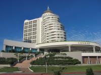 A Világkongresszusnak helyt adó szálloda