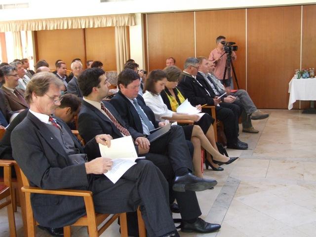 Küldöttközgyűlés 2010