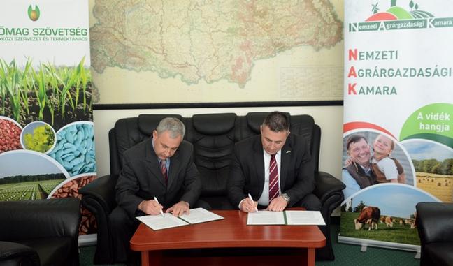 NAK-VSZT együttműködési megállapodás