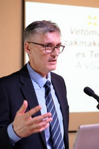 Polgár Gábor ügyvezető igazgató