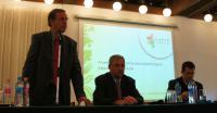 Küldöttközgyűlés - 2013. május 16.   Dr. Bedő Zoltán, Takács Géza, Dr. Ruthner Szabolcs