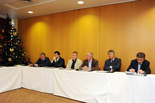 VSZT-UVSZ együttműködési megállapodás aláírása 2011. 12. 07.