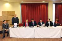 Gennadii Kiiko, Takács Géza, Marosi Gábor, Andrii Leisnikov, Oleksandr Demydov, Farkas Imre, Mócsyné