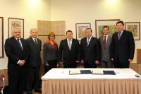 Marosi Gábor, Takács Géza, Mócsyné Tóvizi Zsuzsanna, Farkas Imre, Oleksandr Demydov, Gennadii Kiiko,